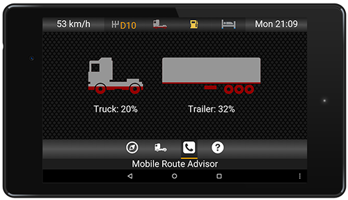 ETS2 / ATS Mobile Route Advisor